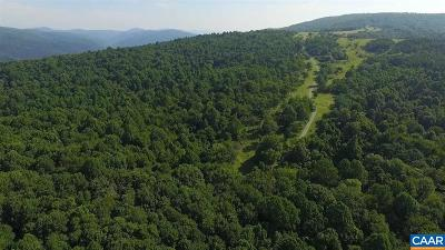 Lots & Land For Sale: Calf Mountain Rd