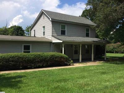 Greenville VA Single Family Home For Sale: $175,000