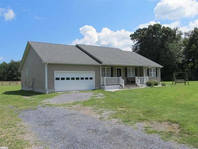 Stuarts Draft VA Single Family Home For Sale: $249,999