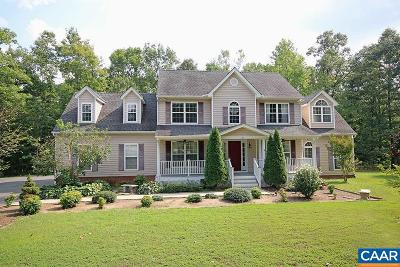 Louisa County Single Family Home For Sale: 193 Jenkins Dr