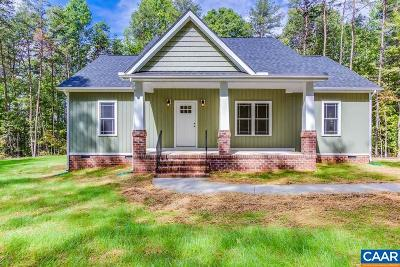 Single Family Home For Sale: 3762 County Line Rd