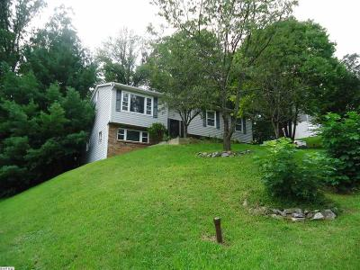 Single Family Home For Sale: 585 Hilltop Dr