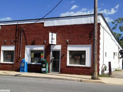 Commercial For Sale: 408 N Commerce Ave