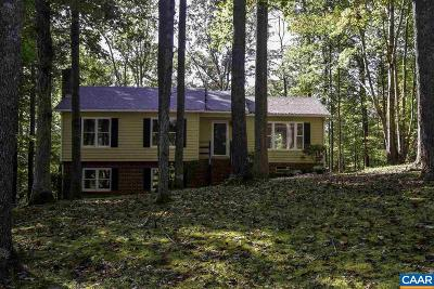 Single Family Home For Sale: 1707 Briery Rd