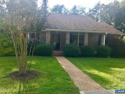 Louisa County Single Family Home For Sale: 355 Taylor Rd