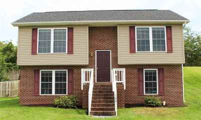 Harrisonburg Single Family Home For Sale: 160 Clara Ct