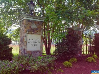 Charlottesville Lots & Land For Sale: 9 Ragged Mountain Dr