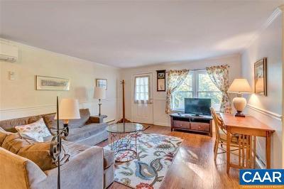 Charlottesville VA Single Family Home For Sale: $299,000