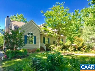 Fluvanna County Single Family Home For Sale: 8 Green Ct