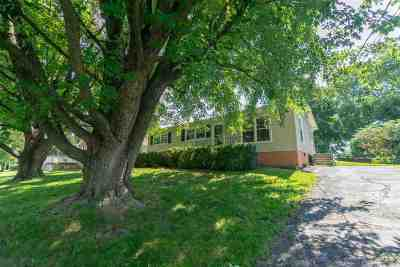 Harrisonburg VA Single Family Home For Sale: $174,900