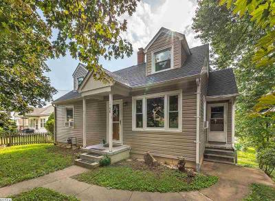 Staunton Single Family Home For Sale: 1708 Springhill Rd