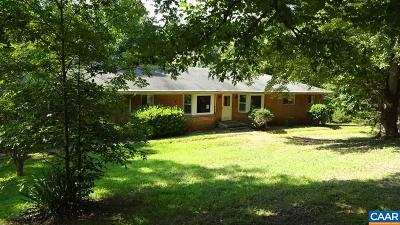 Albemarle County Single Family Home For Sale: 1200 Auburn Dr
