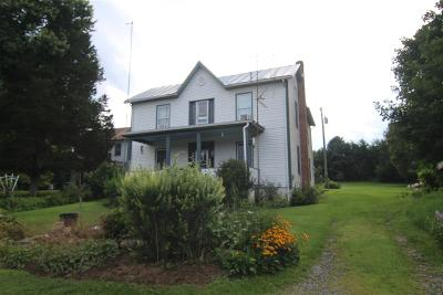 Shenandoah County Single Family Home For Sale: 79 Quicksburg Station Ln