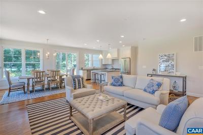 Albemarle County Townhome For Sale: 4001 Varick St
