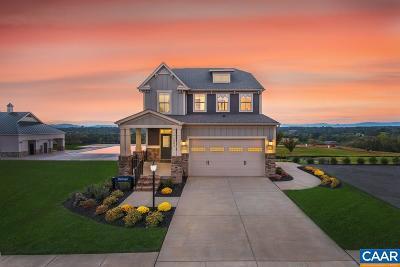 Charlottesville Single Family Home For Sale: 61 Glissade Lane
