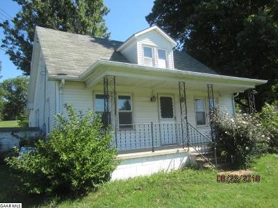 Augusta County Single Family Home For Sale: 2116 Stuarts Draft Hwy