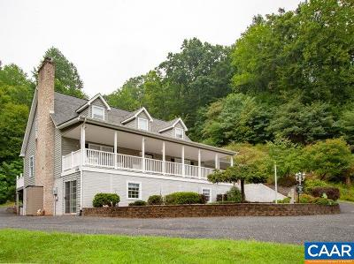 Single Family Home For Sale: 1980 Perry Ln