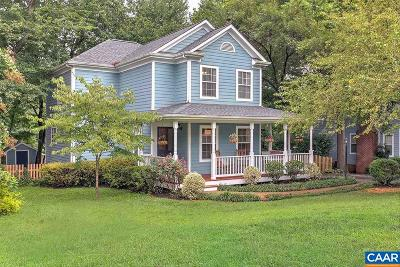 Albemarle County Single Family Home For Sale: 1048 Hayrake Ln