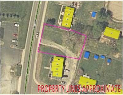 Rockingham County Lots & Land For Sale: South Main St