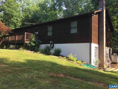 Greene County Single Family Home For Sale: 422 Blackberry Ln