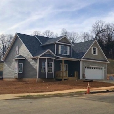 Staunton Single Family Home For Sale: Lot 34 Hull Hills Ln
