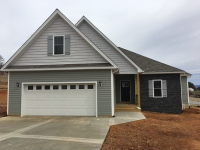 Augusta County Single Family Home For Sale: Lot 15 Hull Hills Ln