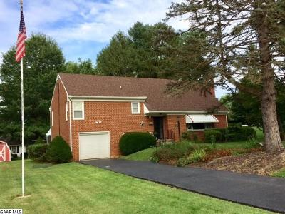 Waynesboro Single Family Home For Sale: 107 Court Rd
