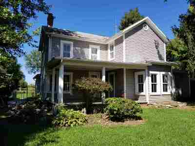 Rockingham County Single Family Home For Sale: 7101 Charlie Town Rd