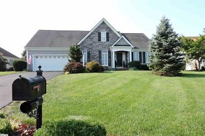 Waynesboro Single Family Home For Sale: 38 Wesleigh Manor