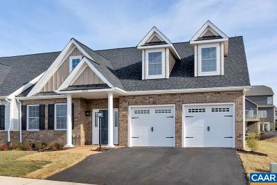 Albemarle County Townhome For Sale: 184 Marietta Dr
