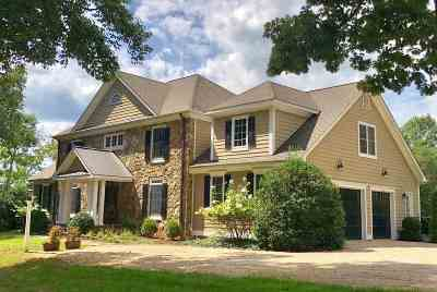 Albemarle County Single Family Home For Sale: 2210 Camargo Dr