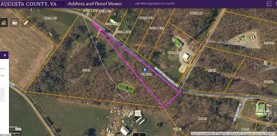 Augusta County Lots & Land For Sale: Round Hill School Rd