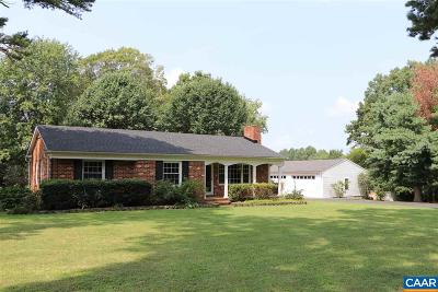 Louisa County Single Family Home For Sale: 1017 Saint Francis Ave