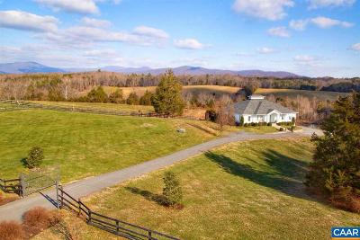 Albemarle County Farm For Sale: 4004 Cannon Brook Way #Rolling