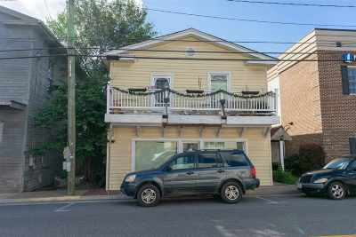 Rockingham County Multi Family Home For Sale: 142 N Main St