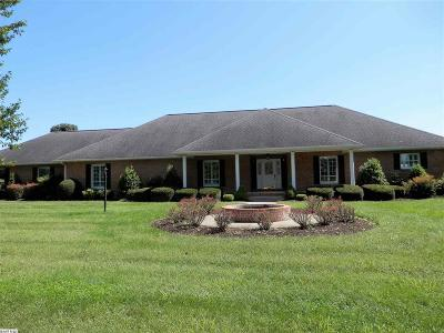 Waynesboro Single Family Home For Sale: 469 Coleytown Rd
