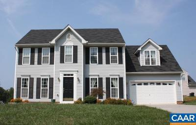 Louisa County Single Family Home For Sale: 324 Cardinal Rd