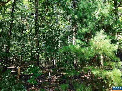 Louisa County Lots & Land For Sale: Pinehurst Dr