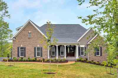 Albemarle County Single Family Home Pending: 18 Drumin Rd