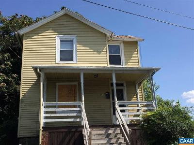 Charlottesville Single Family Home For Sale: 342 SW 6 1/2 St