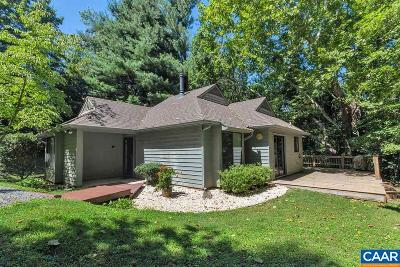 Albemarle County Single Family Home For Sale: 62 Stone Mill Ct