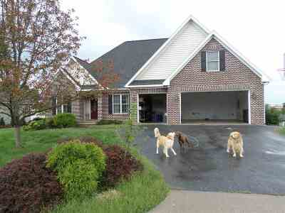 Rockingham County Single Family Home For Sale: 311 Melvin Cir