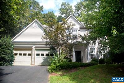 Albemarle County Single Family Home For Sale: 224 Fox Horn Ln