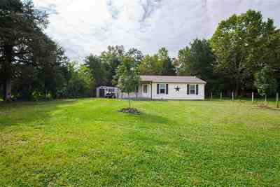 Rockingham County Single Family Home For Sale: 7721 Leroy Rd