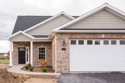 Rockingham County Townhome For Sale: 117 Millstone St