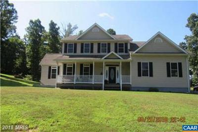 Madison County Single Family Home For Sale: 181 Woods Ridge Ln