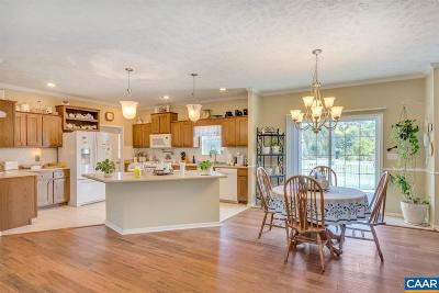 Palmyra Single Family Home For Sale: 2280 Gold Mine Rd