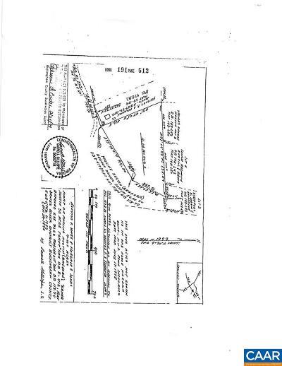 Buckingham County Lots & Land For Sale: 3672 S Pattie Rd