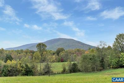 Charlottesville Lots & Land For Sale: Lot 22c Garth Rd