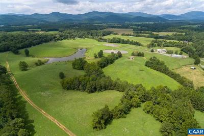 Albemarle County Lots & Land For Sale: 4839 Free Union Rd